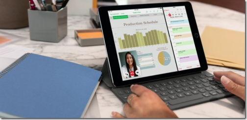 7インチ iPad Pro スマートキーボード