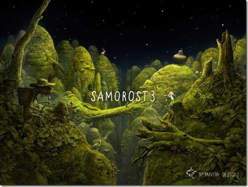Samorost 3 サモロスト3