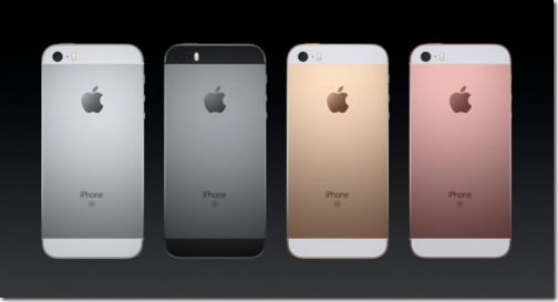 iPhone SE color