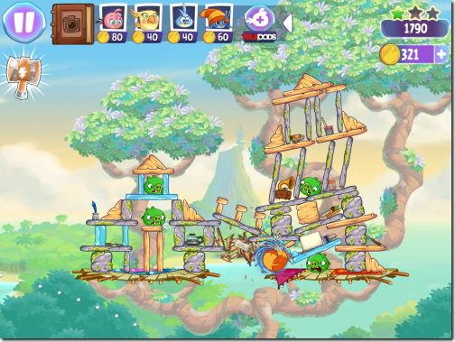 アングリーバード ステラ Angry Birds Stella