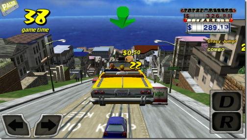 クレイジータクシー Crazy Taxi