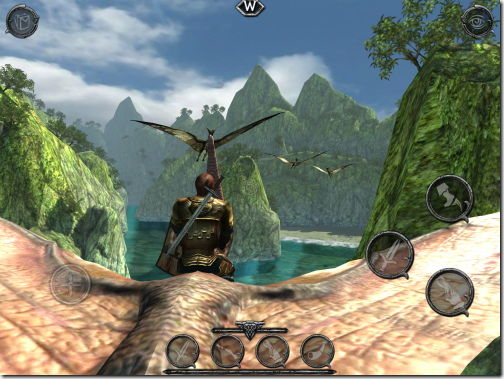 Ravensword: Shadowlands Ravensword2