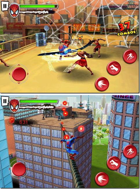 Spider-Man : Total Mayhem