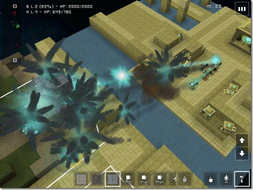 Block Fortress War