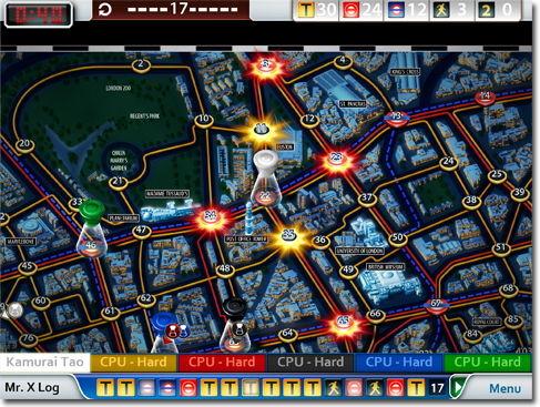 Scotland Yard(スコットランドヤード)