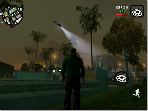 Grand Theft Auto San Andreas GTA SA