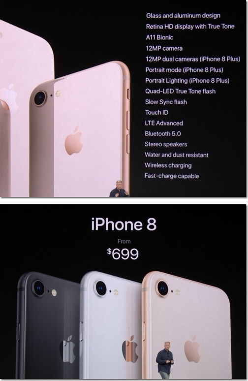 iPhone8price