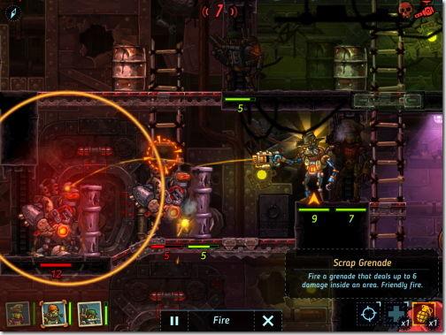 SteamWorld Heist 5