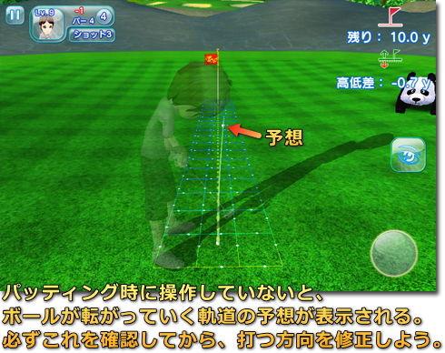 レッツ!ゴルフ3