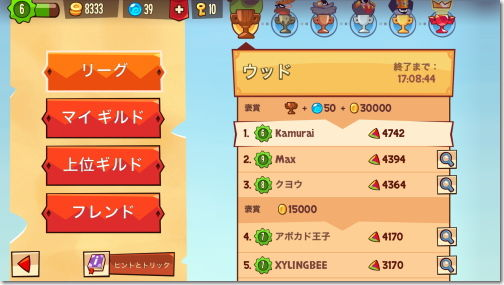 King of Thieves 泥棒の王様