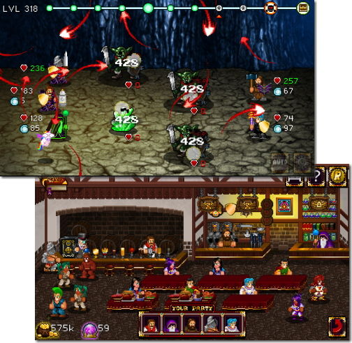 Soda Dungeon Update