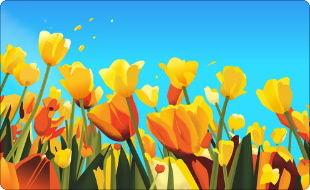 ゲームで花を咲かせよう