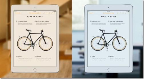 7インチ iPad Pro True Tone Display