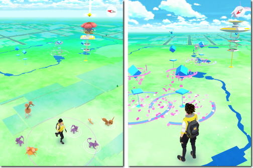 Pokemon GO ポケモンGO 公園