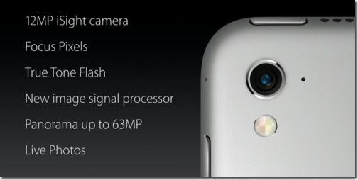 7インチ iPad Pro カメラ