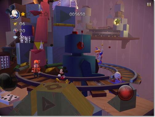 ミッキーマウス キャッスル・オブ・イリュージョン