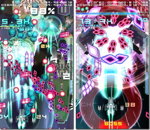 Danmaku Unlimited 2 Bullet Hell Shmup 弾幕無限