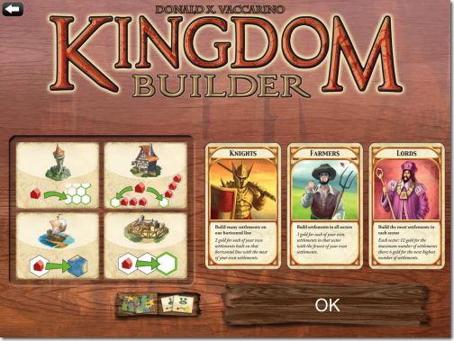Kingdom Builder キングダムビルダー
