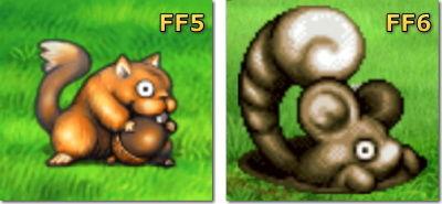 FF5 と FF6
