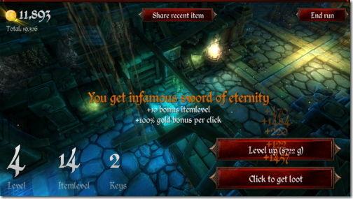 Dungeon Clicker