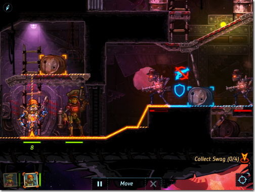 SteamWorld Heist 6
