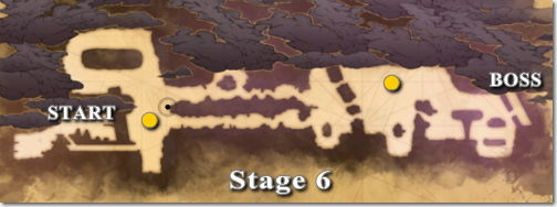 SWAN SONG 攻略 stage6