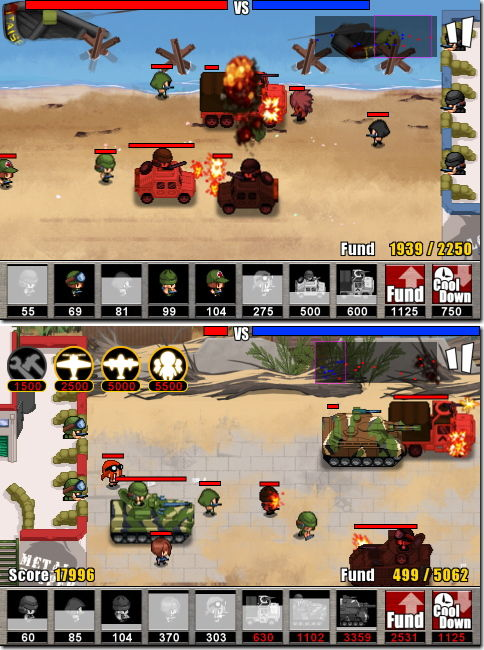 Army Wars Defense 2
