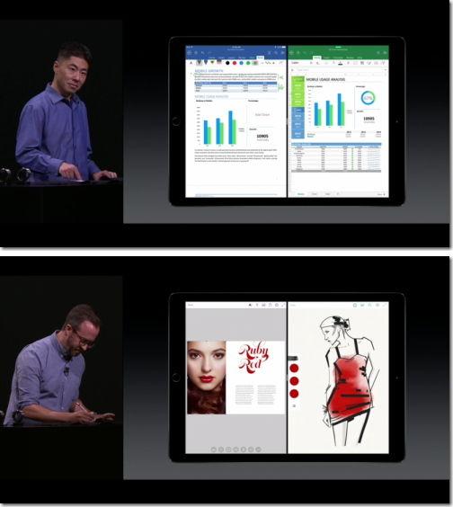 iPad Pro の Microsoft Office