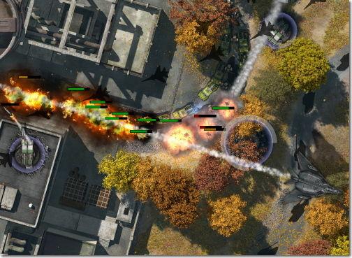 Defense Zone 3 空爆アイテム