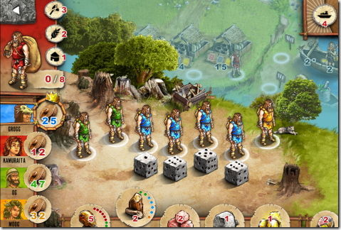 Stone Age: The Board Game ストーンエイジ