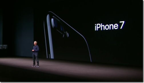 news iPhone 7 black