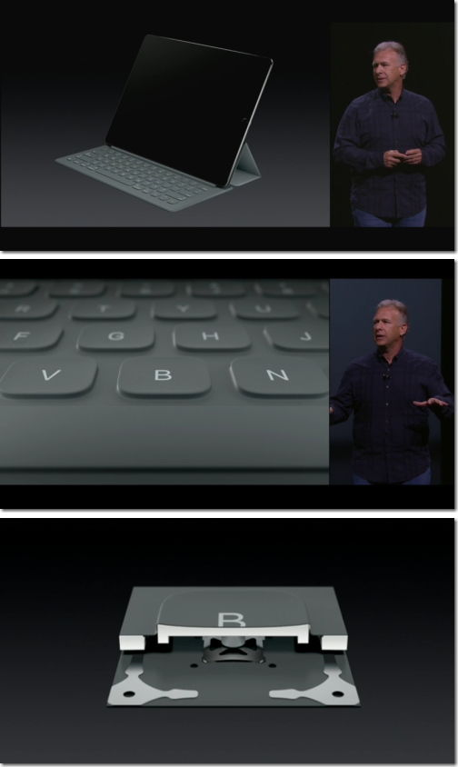 iPad Pro スマートキーボード