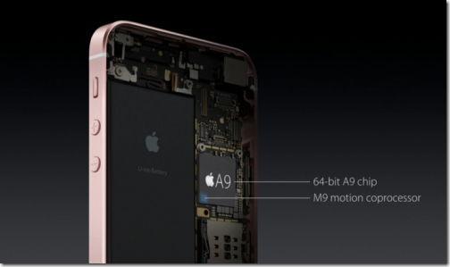 iPhone SE A9