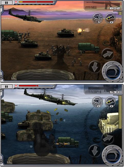 Coast Defense - Reloaded