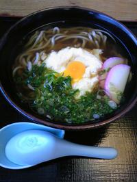 飯高駅(蕎麦3)
