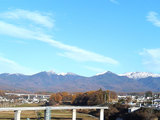 原村からの風景