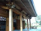 『北宮阿蘇神社』本殿(象)