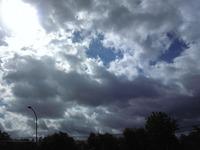 今日のニセコの空(3)