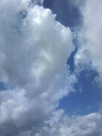 今日のニセコの空(2)
