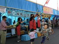 根室カニ祭り(3)