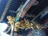 神社の装飾