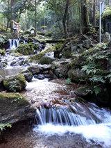 瓜割の滝(2)