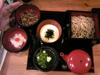 飯高駅(蕎麦1)