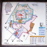 赤穂城址地図