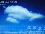 空の写真名刺