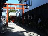 道祖神社(お稲荷様)