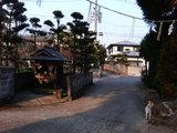『北宮阿蘇神社』縁の祠?