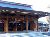 『北宮阿蘇神社』本殿