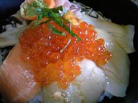 海鮮丼(2)