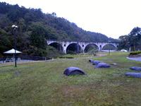宮守の眼鏡橋